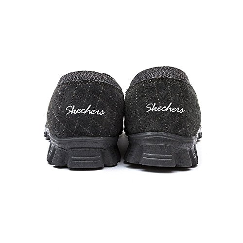 Slip Anthracite Sport Skechers Ez Sneaker Flex Tweetheart on SwO06xOq