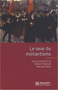 Le sexe du militantisme par Olivier Fillieule
