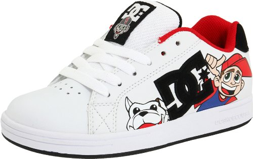 Dc Character Skate Shoes - 8