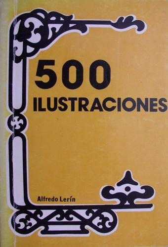 500 ilustraciones alfredo lerin