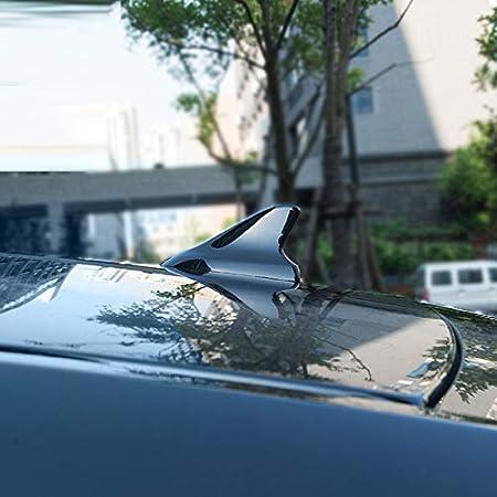 antena decorativa Antena de aleta de tibur/ón de alta calidad Mingmeng86 antena modificada pura