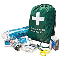 William Hunter Equestrian Horse and Rider First Aid
