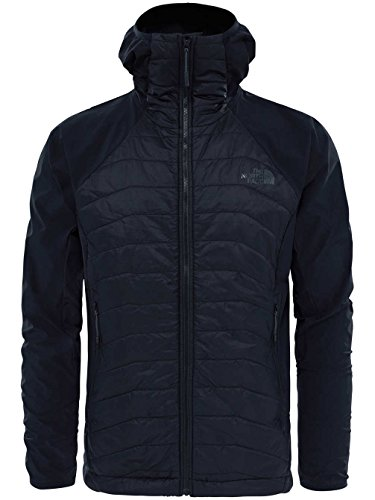 Black M Men Hood with Black FACE Progressor NORTH Tnf Men Jacket THE Insulated Hybrid Tnf Black fAEqgZwxAz