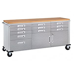 Amazon Com Seville Classics Ultrahd Rolling Workbench