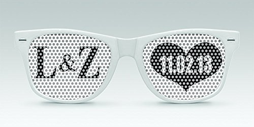 Personalized Sunglasses - Names and -
