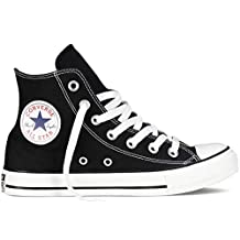 Converse Hi Top Black Shoes