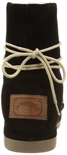 Les Tropéziennes Candy, Women's Snow Boots Black (Noir)