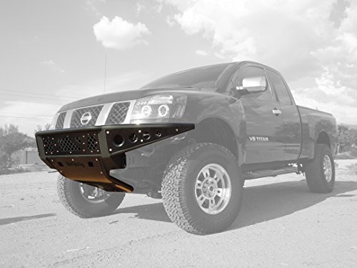 Addictive Desert Designs F901822590103 Venom Front Bumper for Nissan Titan