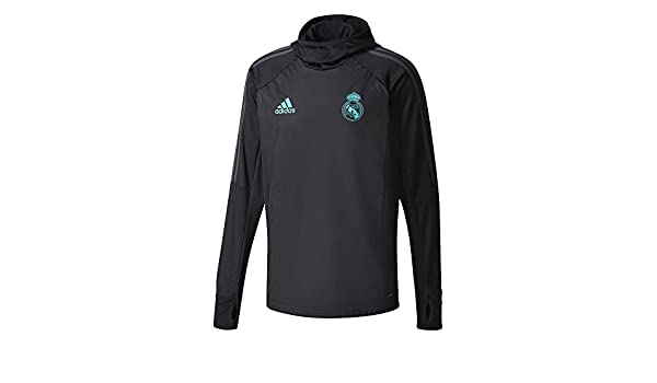 adidas Warm Sudadera-Real Madrid Temporada 2017 2018 37c449d2cf9fc