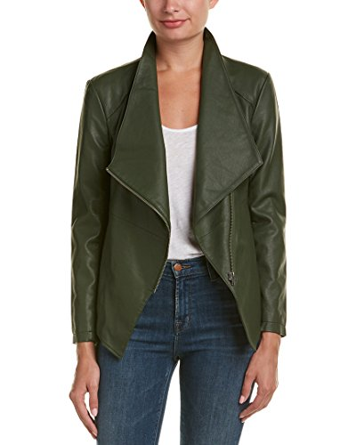 Leather Army Jacket - 5