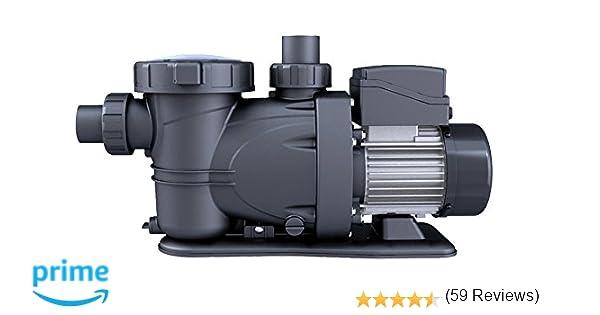 Gre PP101 - Bomba de filtración para Piscina, 900 W, 20 m3/h: Amazon ...