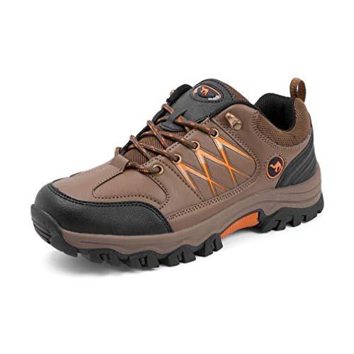 Uomo Marrone Trekking Dimensione Arrampicata colore 44 Passeggio Scarpe  Invernali Leggere Per Da L inverno ... 54db3f6930a