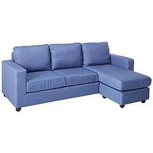 NHI Express Alexandra Convertible Sectional Sofa