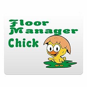 Eddany Floor Manager chick Plastic Acrylic