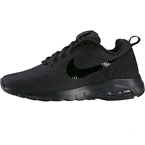 Nike Womens Air Max Motion Lw Scarpa Da Corsa Nero / Nero-antracite