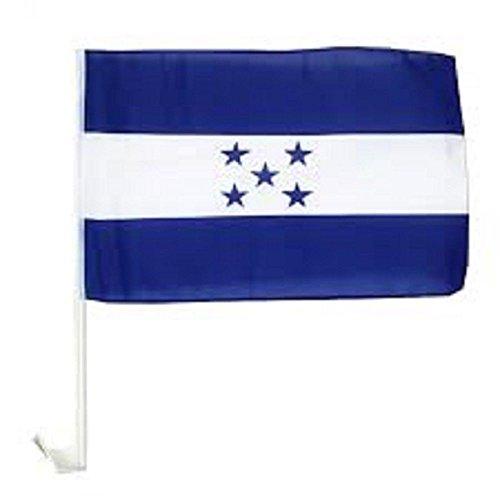 "MWS 12x18 Honduras Country Single Sided Car Vehicle 12""x18"" Flag"