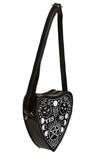 Retro Shoulder Occult Pentagram Gothic Banned Handbag Bag Apparel q7XWnt