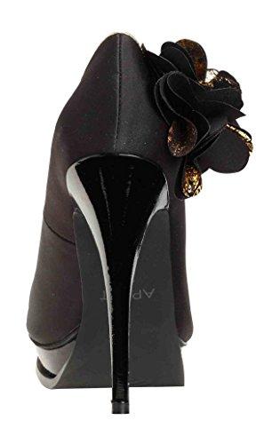 Apart - Zapatos de Vestir Mujer multicolor - Multicolore - Schwarz-Gold