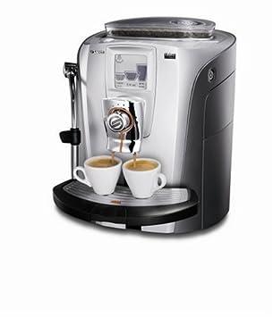 Saeco Talea Touch, Negro, Plata, 1300 W, 230 V, 320 x 415 x 370 mm, 9500 g - Máquina de café: Amazon.es: Hogar