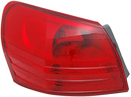 Genuine Nissan Driver Left Rear Taillight Tail Lamp 26555-3KA0A
