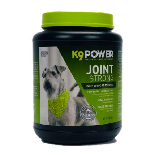 (K9 Power Joint Strong - Joint Support Formula for Your Dog's Joint Health and Mobility - 2 Pound)