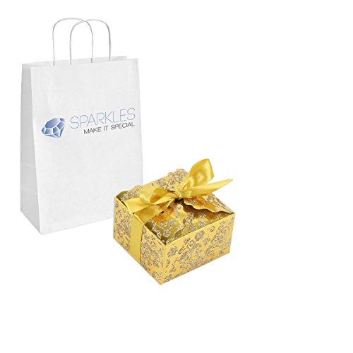 Sparkles Make It Special 10-pcs Medium Ribbon Favor - Sparkle Gift Box