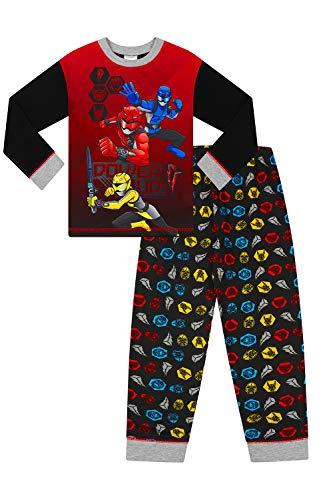 Power Ranger Power Up Rode Lange Pyjama 2 tot 7 Jaar