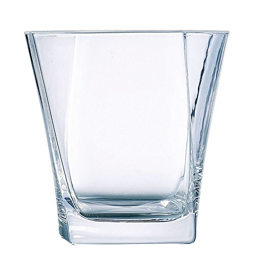 Arcoroc E1514 Prysm 12.5 Oz. Dbl Old Fashioned Glass - 48 / CS by ARC Cardinal