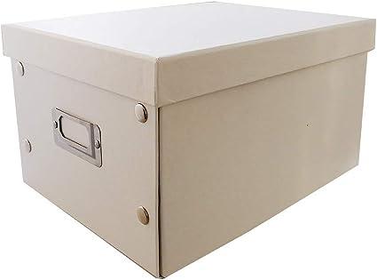 Bossico Index - Archivador para tarjetas (4 x 6 unidades, capacidad de 1300), color blanco: Amazon.es: Oficina y papelería