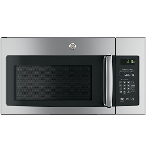 GE JNM3163RJSS 30'' Over-the-Range Microwave with 1.6 cu. ft. Capacity, in Stainless Steel by GE (Image #2)