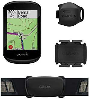 Garmin GPS Mano Ciclismo Edge 830 Pack Unisex Adulto, Negro(Negro ...