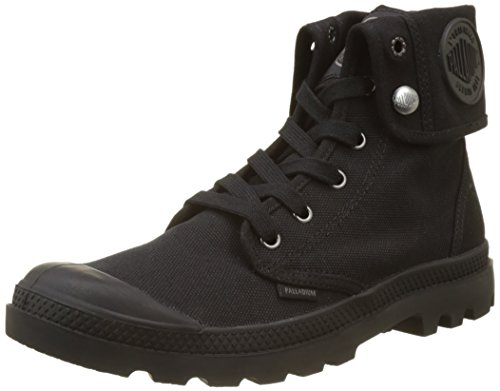 Sneaker Collo Black US H Uomo Alto Palladium Baggy a Nero qt7Anngw