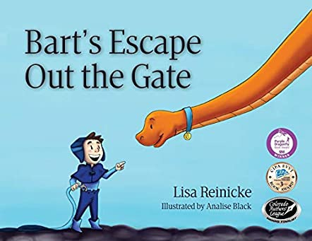 Bart's Escape Out the Gate