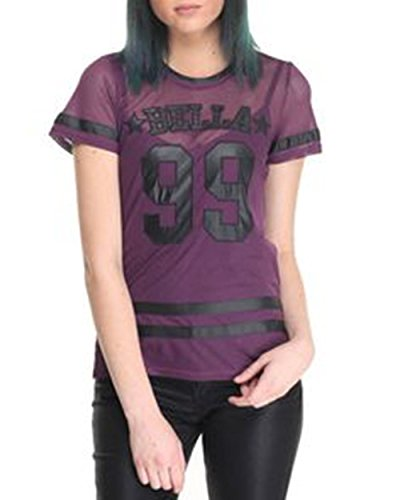 La Belle Roc Mesh T-Shirt (Ala Mona)