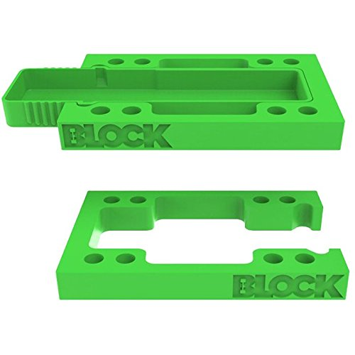 Block Riser Stashblock Risers Kit Green