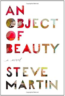 The pleasure of my company a novel steve martin 9780786869213 an object of beauty a novel colourmoves