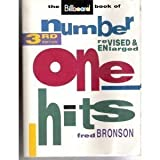 The Billboard Book of Number One Hits, Bronson, Fred, 0823082989