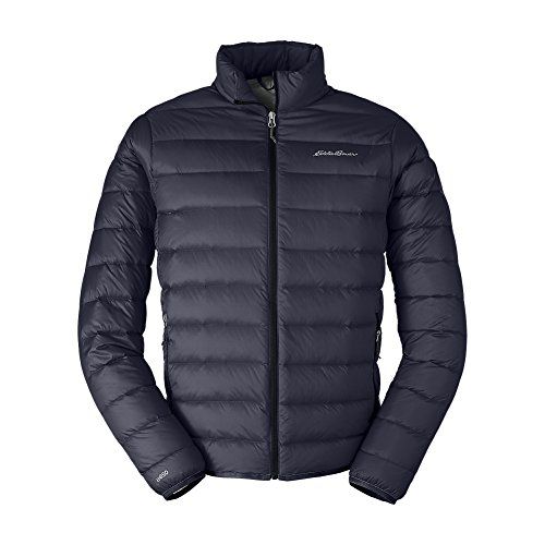 Eddie Bauer Men's CirrusLite Down Jacket, Atlantic Regular M by Eddie Bauer