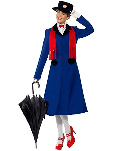 Mary Poppins Adult Costume - Small