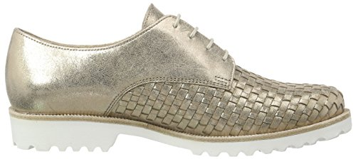 Femme Beige Gabor Derby Space Gabor Shoes 68 Zwgq1tC