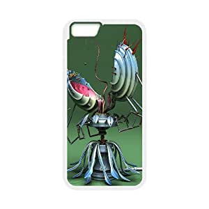 IPhone 6 Plus Case Funny 159, IPhone 6 Plus Case Funny, [White]