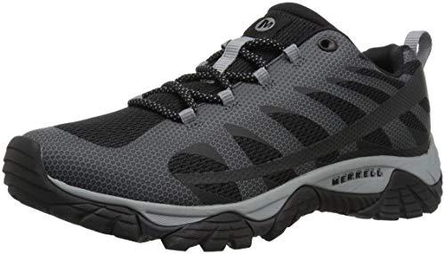 (Merrell Men's Moab Edge 2 Sneaker, Black, 11.5 M US)