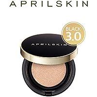 April Skin Magic Snow cushion NEW Black Version 3.0(23Natural Beige)