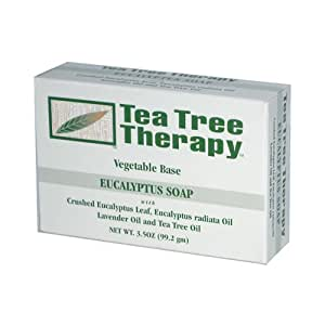 Tea Tree Therapy Soap Bar Eucalyptus