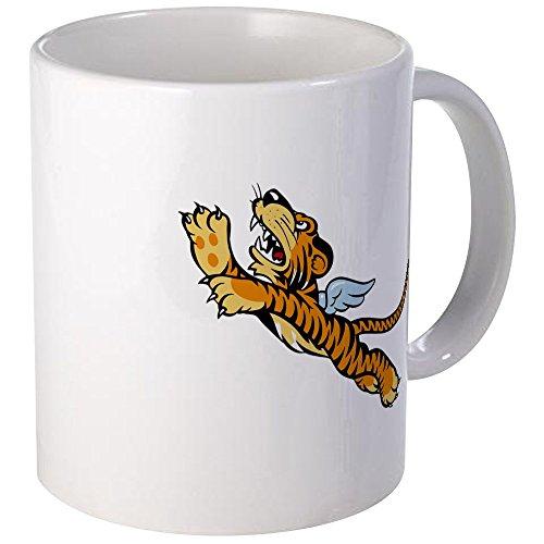 CafePress The Flying Tigers Mug Unique Coffee Mug, Coffee Cup ()