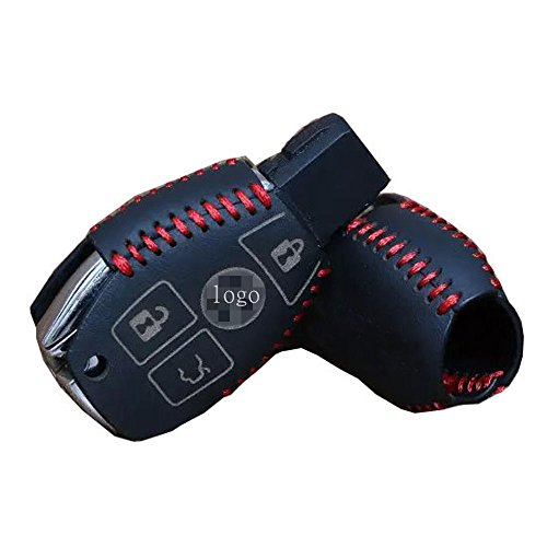 new sport style leather cover wallet key remote case for