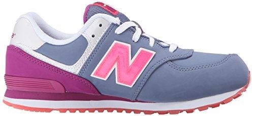 Bambini Sneaker Balance Viola Kl574 New 87Tw1T