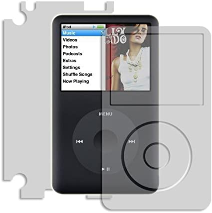 Screen Films Clear Hard Case for iPod Classic 80gb 120gb 160gb Crystal Cover