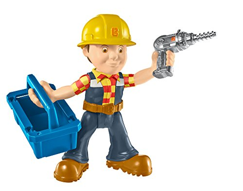 Fisher-Price Bob The Builder, Repair & Build Bob