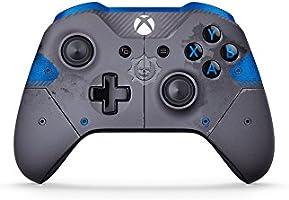 Microsoft Game Studios Control Inalámbrico para Xbox One - Edición Limitada - Gears of War 4 JD Fenix - Collector's Limited Edition
